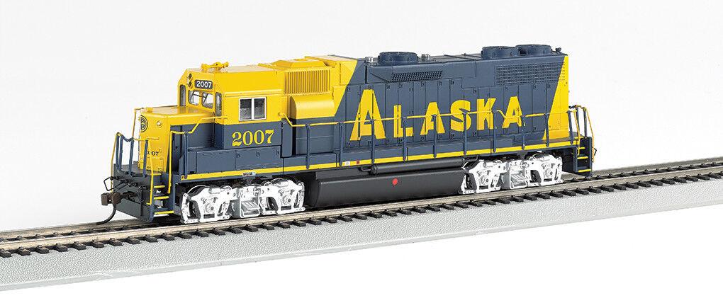 Bachuomon  66804 HO SCALE Alaska EMD EMD EMD GP38-2 DCC with suono nuovo IN scatola 5b6c89