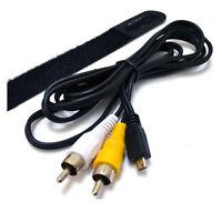 Av Audio / Video Cable Fuji / Fujifilm Cord 8 Pin S8000 S8100 S8400 S8200 S800