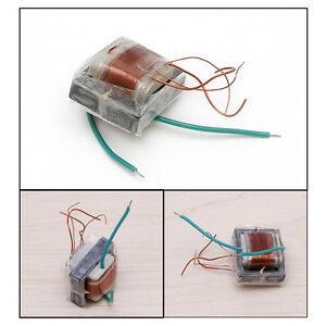1-Pc-10KV-High-Frequency-High-Voltage-Transformer-Booster-Coil-Inverter-New