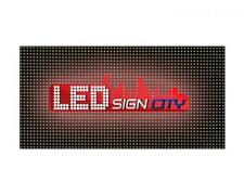 Led Sign City 12x25 P10 Series Full Color Programmable Outdoor Led Sign For A