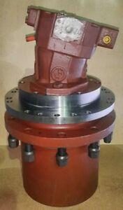 Rexroth GFT 16F1031 + A6 Hydraulikpumpe Fahrgetriebe Radmotor Getriebe Neu