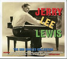 JERRY LEE LEWIS THE SUN SINGLES COLLECTION - 2 CD BOX SET