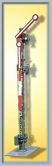 Viessmann 4503 HO Form-Hauptsignal mit zwei ungekoppelten Flügeln  NEU in OVP