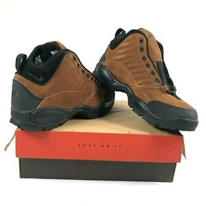 Nike-Air-Mada-LT-Mid-ACG-Mens-11-Leather-Hiking-Shoes-New-Old-Stock-Vintage