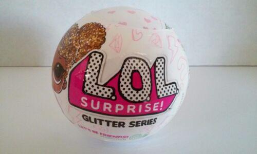 LOL Surprise Glitter DOLL Series 7 Surprises Outrageous Littles LOL Ball NEW