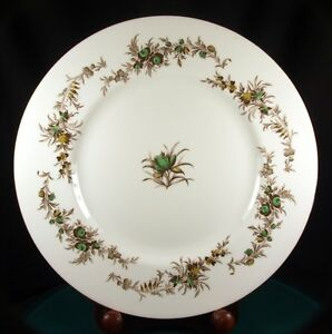 Image is loading 6-x-Minton-Greenbriar-10-5-8-Inch- & 6 x Minton Greenbriar 10 5/8 Inch Dinner Plates - 1st Quality | eBay