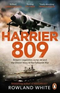 Harrier 809 by Rowland White