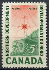 Canada 1961 SG#517 Northern Development MNH #D80712