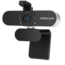 FOSCAM W21 1080P 2MP USB Webkamera mit eingebautem Mikrofon für Livestreaming