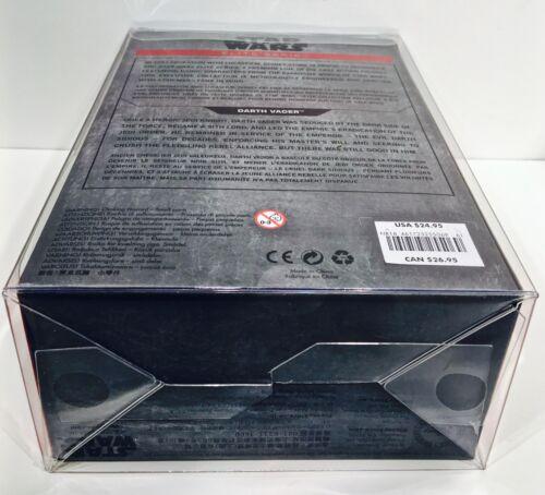 "1 Box Protector for DISNEY STAR WARS ELITE SERIES 7/"" Figures Display Case READ!"