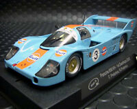 SLOT IT SICA09E GULF PORSCHE 956KH 1ST PLACE ZWARTKOPS 2005 NEW 1 32 CAR on Sale