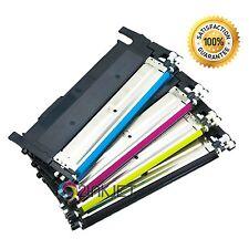 4 Pack Color CLT-K406S Toner for Samsung CLP-365W CLX-3305FW Xpress C410W C460FW