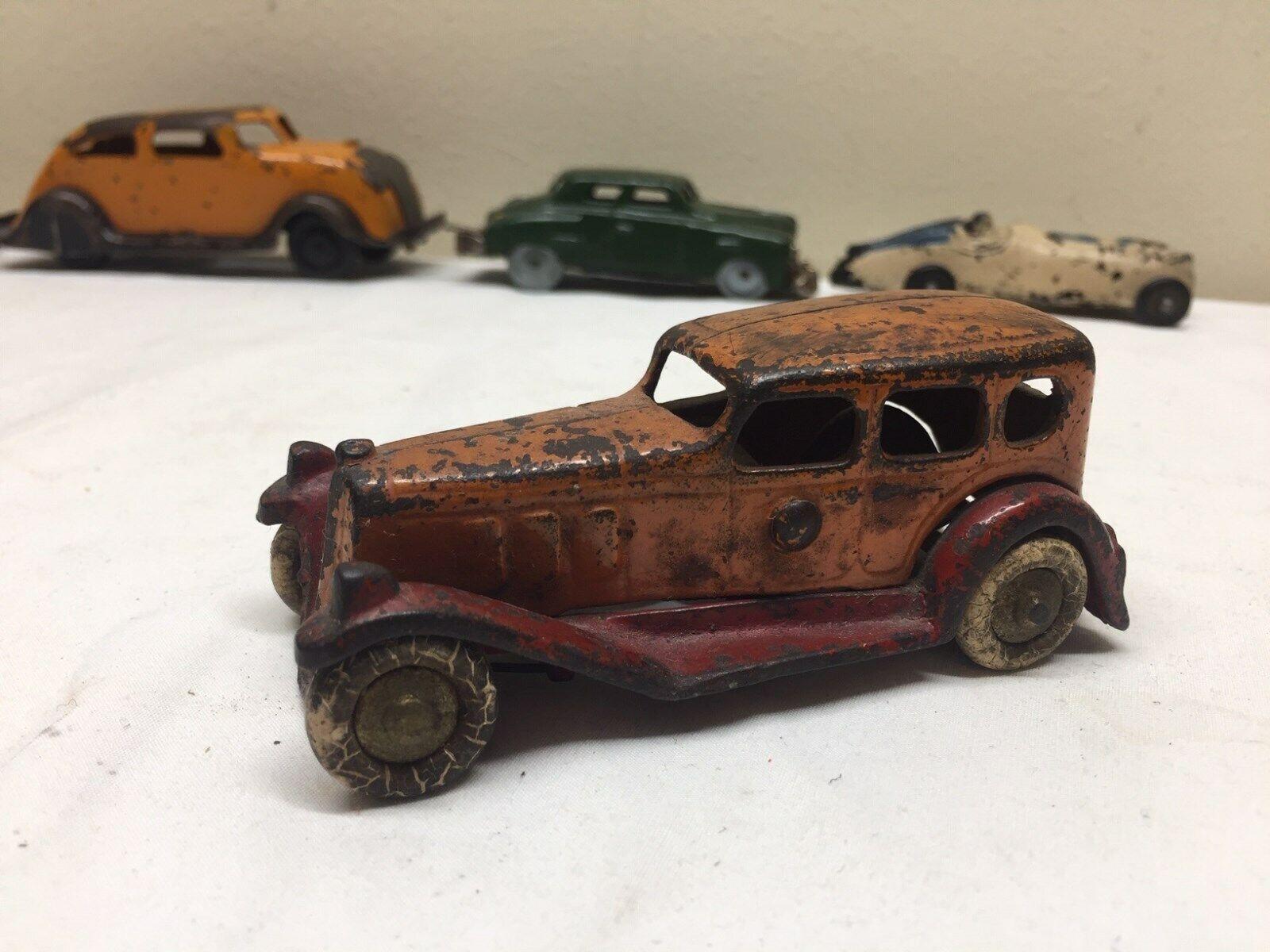 1928 KILGORE Cast Iron take-Bortsett Graham Sedan - 100% original