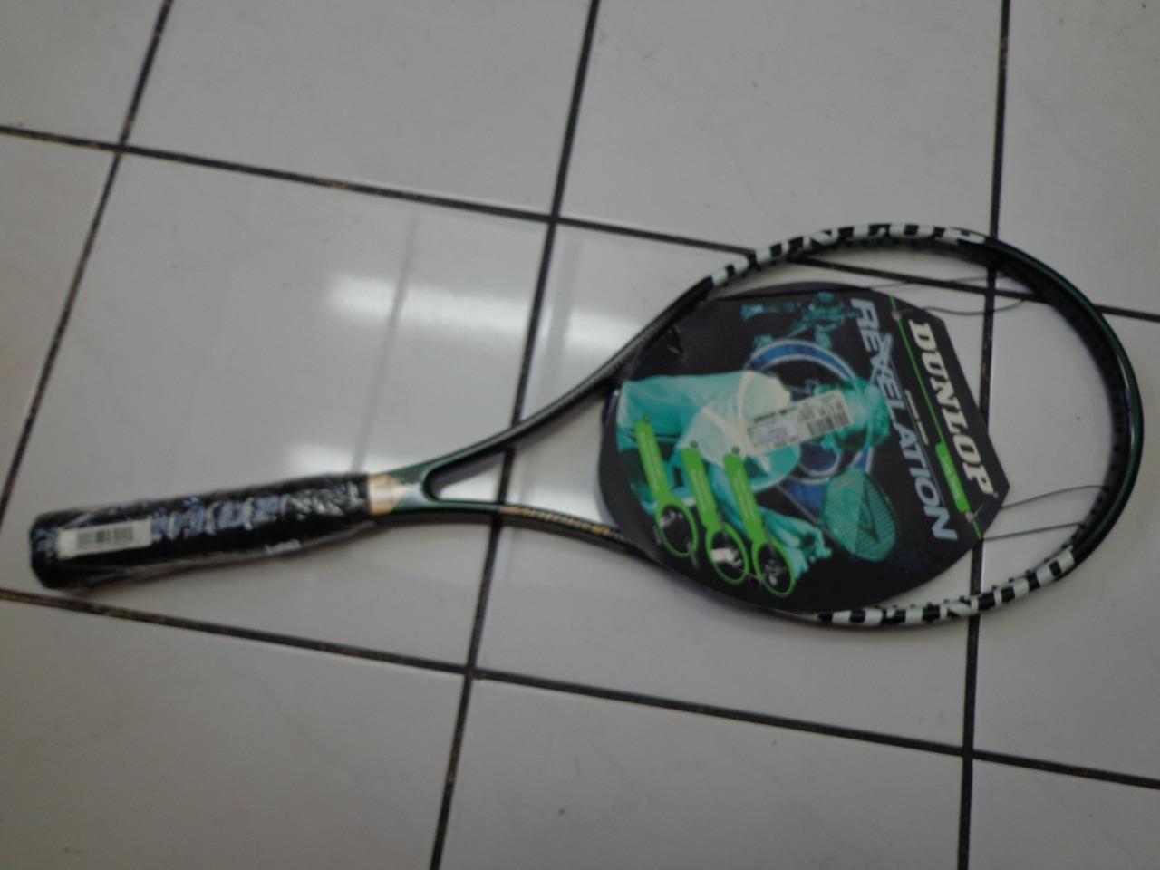 NEW RARE Original Dunlop Revelation Mid 200G 4 5 8 grip Tennis Racquet