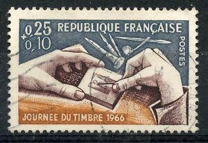 STAMP-TIMBRE-FRANCE-OBLITERE-N-1477-GRAVURE-D-039-UN-POINCON