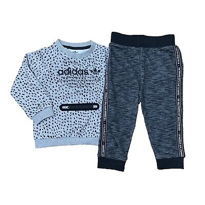 Adidas Originals Infant Baby Girls Tracksuit Outfit
