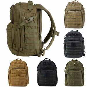 68113f01d4 Image is loading 5-11-Tactical-Rush-24-Backpack-Choice-of-