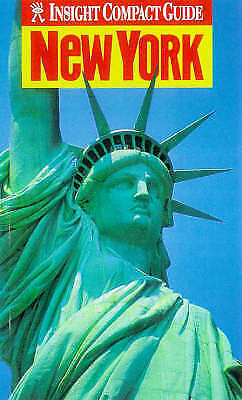 (Very Good)-New York City Insight Compact Guide (Insight Compact Guides) (Paperb