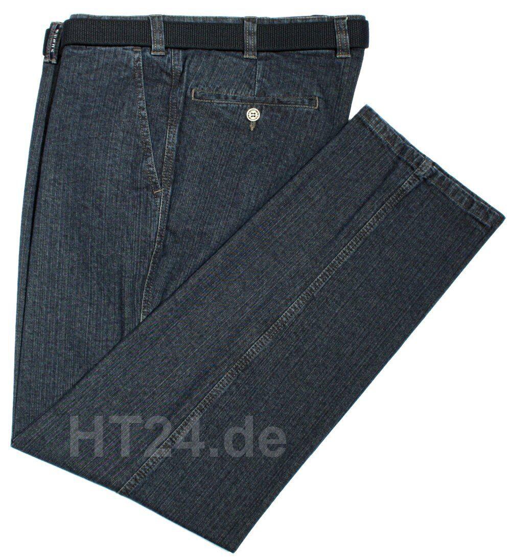 M.E. N.S. N.S. N.S. Jeans Uomo Stretch Blu Tg. 24u a 35u sotto federale Uomo Madrid 5795 40568e