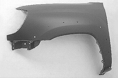 TO1240208PP Front Driver Side Replacement Fender for 05-14 Tacoma
