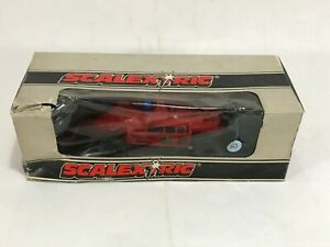 SCALEXTRIC-C107-c-107-Greenhills-Walter-Wolf-wr5-f1-formula-1-Red-slot-car-NEW