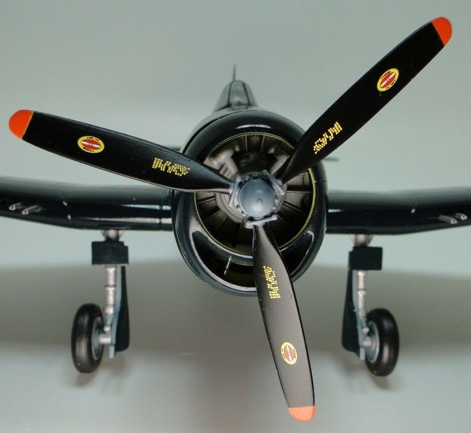 Blu Angel Aircraft Air Craft Plane Airplane WW2 WWII Armor 1 48 Carousel blu