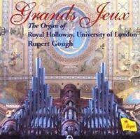 Rupert Gough - Grands Jeux [new Cd] on Sale