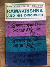 Ramakrishna, Christopher Isherwood.1st/1st.