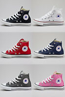 Converse Kids/ Youth C/t A/s Hi Trainers In Uk Size 10,11,12,13,1,2