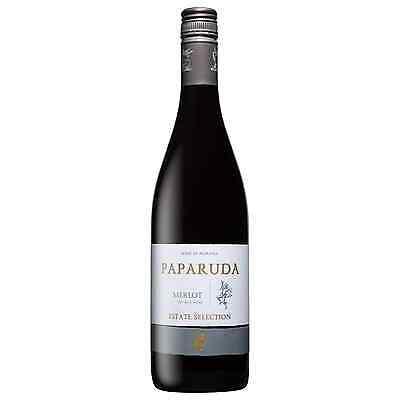 Paparuda Merlot 2012 bottle Dry Red Wine 750mL Timisoara