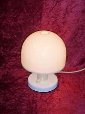 Retro Guzzini Style Table Lamp Light 1970's