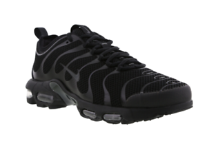 Details about NIKE AIR MAX PLUS TUNED 1 TN ULTRA BLACK ANTHRACITE BLACK 898015 005 SIZE UK 9.5