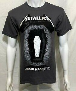 Metallica-Muerte-Magnetico-Tour-Concierto-Camiseta-S-Og-2009-Nuevo