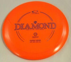 Opto-Diamond-157g-Driver-Latitude-64-Discs-Orange-Golf-Disc-at-Celestial