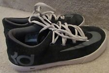 Nike KD Vulc (GS) Shoes Black 642085-001 Size 6Y