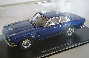 Maserati Sebring Ii -neo 1/43