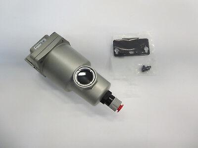 1//4 NPT Mounting Bracket 300 L//min SMC AMG150C-N02BC Water Separator Auto Drain N.C
