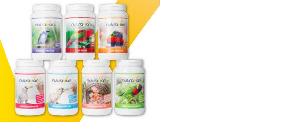 Nutravian - high quality quality quality supplements for birds and creation by hand 489009