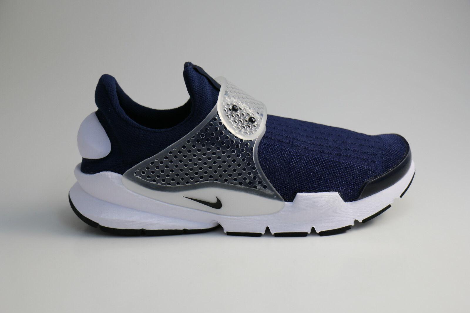 Nike Sock Dart Navy White EUR 41 42,5 44 45 US 8 9 10 11 Fragment