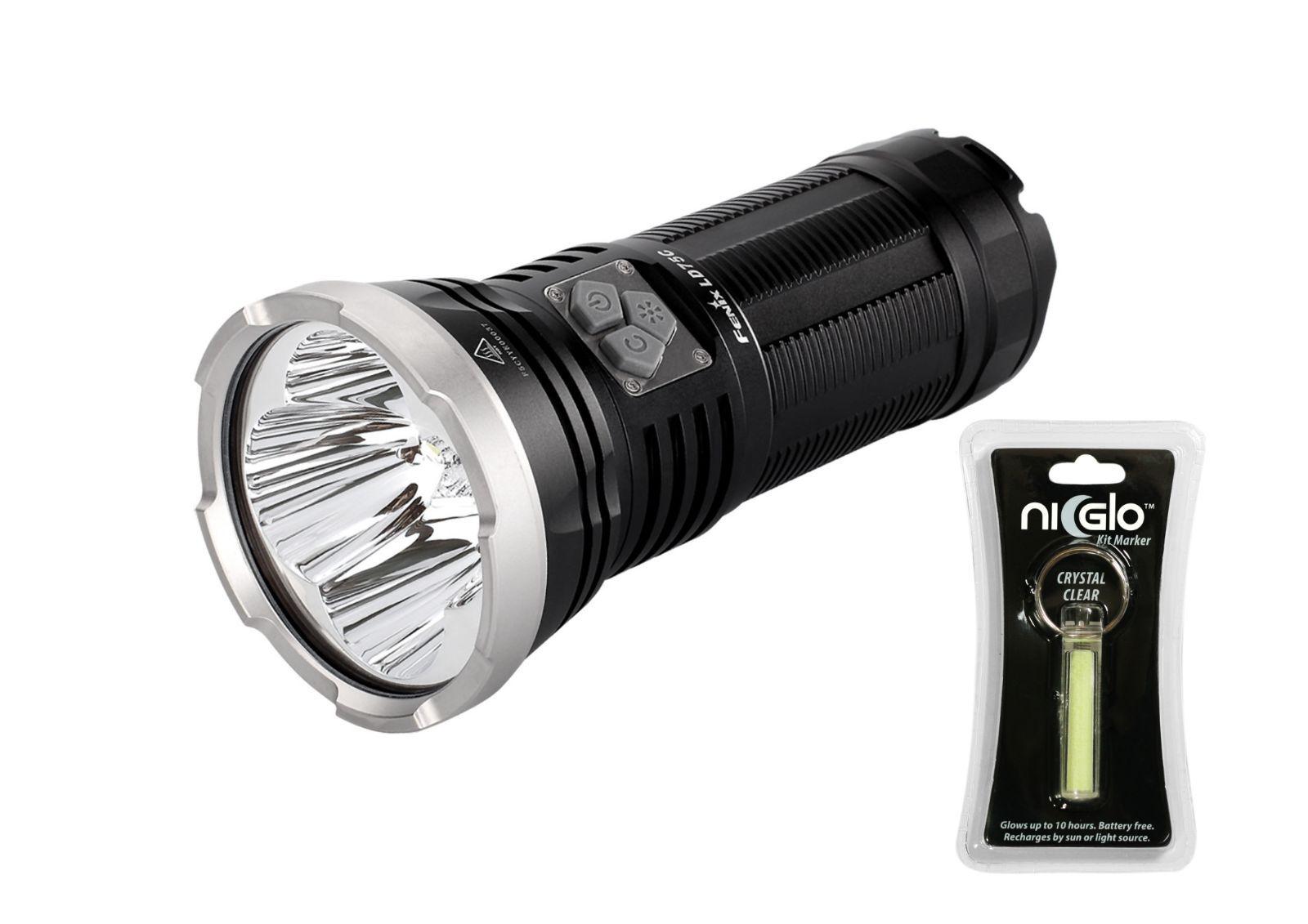 Fenix ld75c ld75c ld75c 4 Couleurs LED Lampe de poche 4200lm ANSI top utilisation lampe tactical EDC c9890c