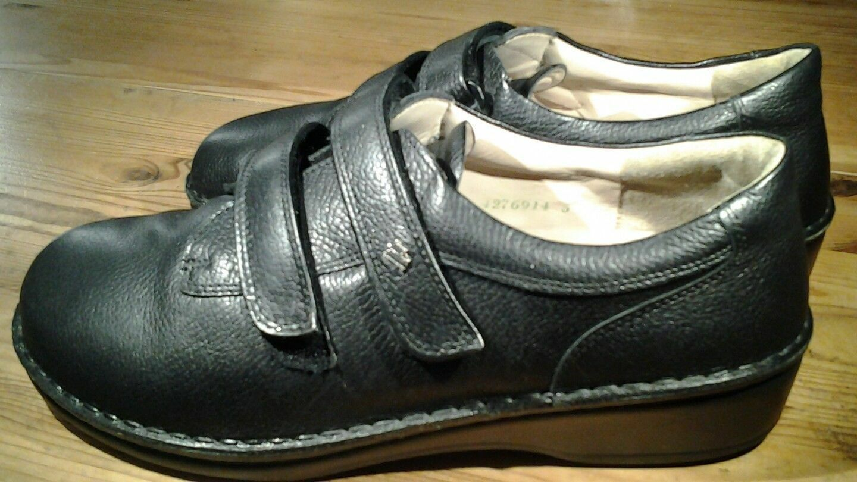 NEW ARRIVAL-FINN COMFORT 10 10 10 -10 1 2 US Womens (41 EU) HEALTH shoe,leather P-W-85 32212a