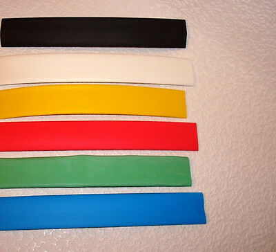 "2"" ID 2:1 Heat Shrink Tubing Polyolefin, 4ft, 10ft, 25ft"