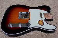 Loaded Squier by Fender Classic Vibe Telecaster Custom  - Body only, Sunburst