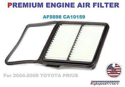 Engine Cabin Air Filter Combo Set AF5698 C35516  FOR 04-09 Toyota Prius