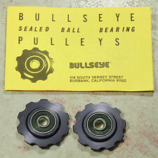 Bullseye Pulleys NOS *TITANIUM* For Vintage Campy Shimano Suntour & Others