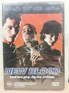 034-NEW-BLOOD-034-Gangster-Crime-Gang-Movie-DVD-John-Hurt-1999-Carrie-Anne-Moss-NEW