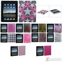 For Apple Ipad(1st Generation) Back Tablet Case Cover Bling Rhinestones