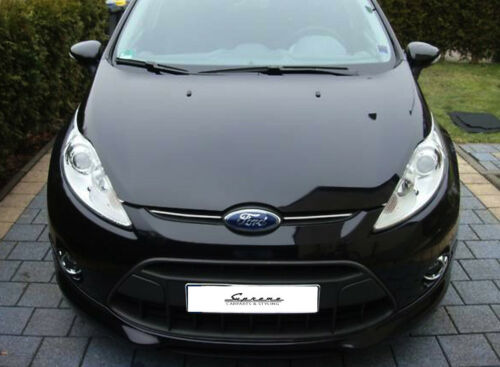 Ford Fiesta VII ja8 08-15 CHROME MOULURE pour Calandre en haut 3 M Tuning