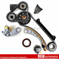 Suzuki Chevy 1.8l 2.0l 2.3l Timing Chain Gear Kit G18k J18a J20a J23a Parts