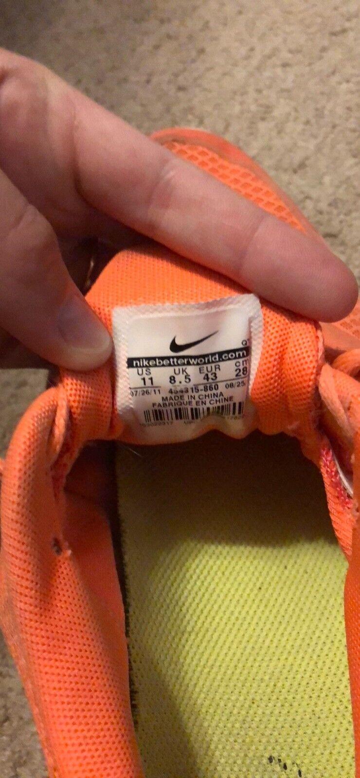 Nike Nike Nike Lunarglide 3 Lunarlon Tennis shoes Women's Size 11 5d526e